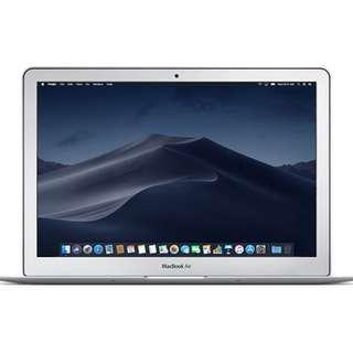 APPLE Macbook air 2018 i5 128SSD 數量媲美展示機