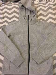 KIDS Uniqlo Grey Hoodie