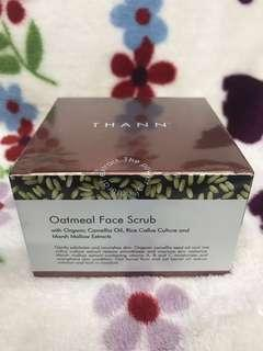 Thann Oatmeal Face Scrub 面部磨砂 100g