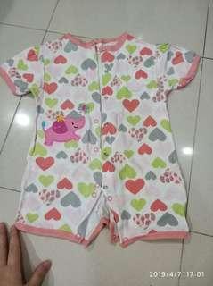 Jumper bayi perempuan baju santai carters