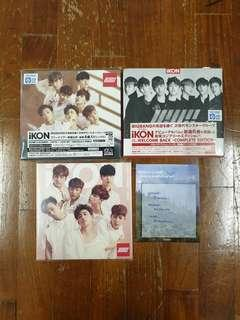 🌸 flash sale 🌸 iKON Japanese Albums
