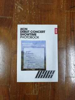 🌸 flash sale 🌸 iKON Debut Concert Showtime Photobook