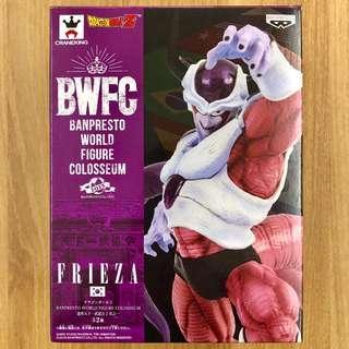 Banpresto [BWFC] 龍珠 造型天下一武道會2 菲利 第二形態 Frieza 膠袋未拆