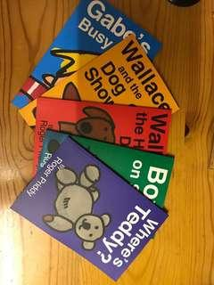 Children English story books (by roger priddy)