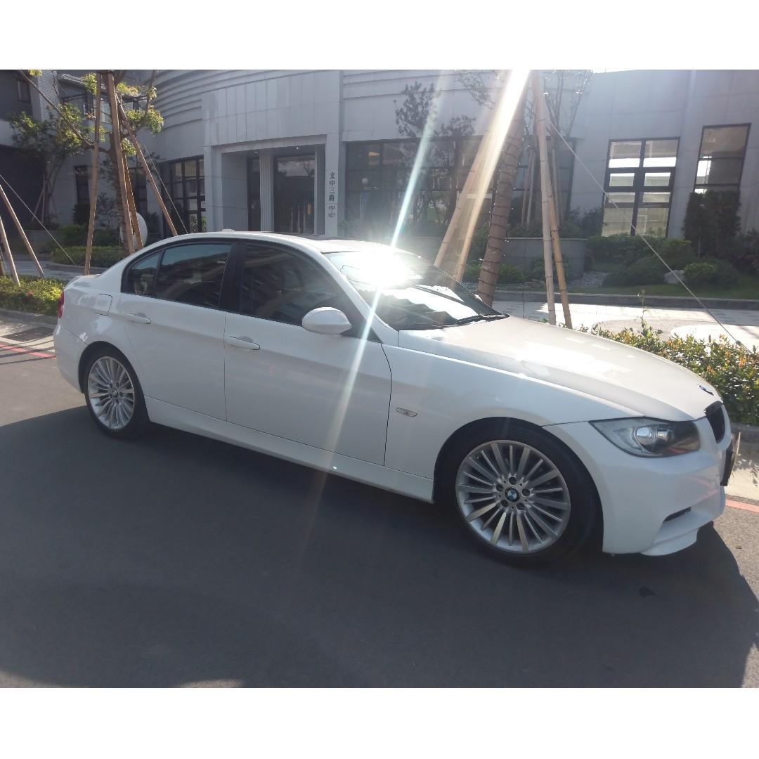 2007 BMW 320I 2.0
