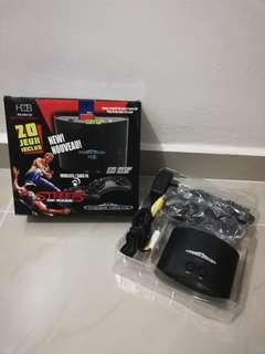 sega mega drive video game console