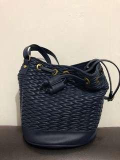 Bucket Blue Bag