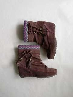 Women's Camel Active Ankle Boots