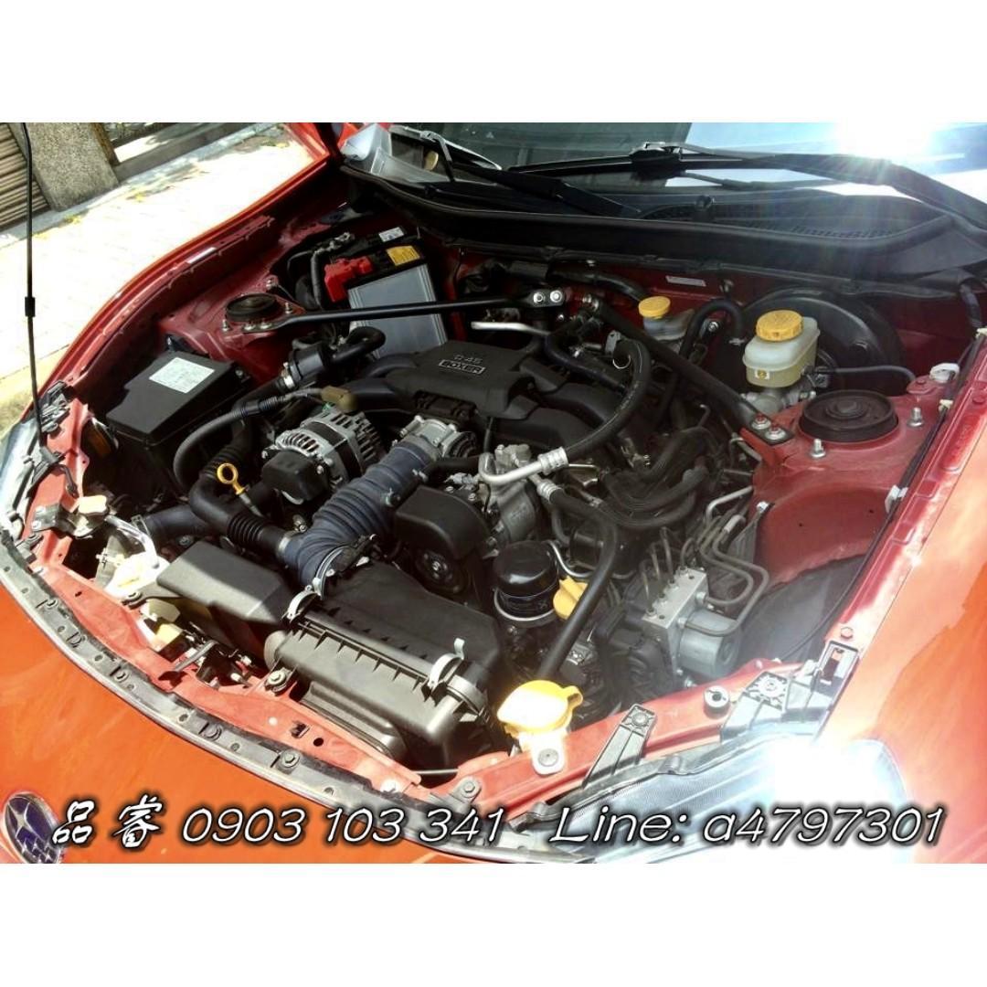 2013 Subaru BRZ 2.0 6MT |電洽或LINE詢問