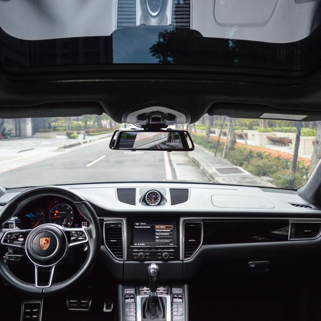 2014/2015 Porsche Macan 3.6 toubo