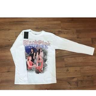 [WTS] Blackpink official concert long sleeve t shirt