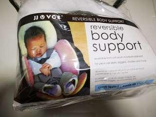 🚚 Reversible body support