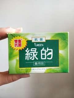 🚚 綠的藥皂