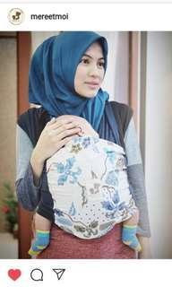 Geos pro premium kombinasi batik merek mere et moi size XL