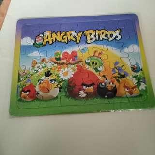 Puzzle Angry bird