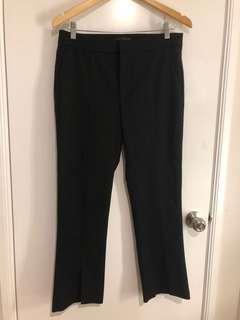Zara Woman Black Pants (M)