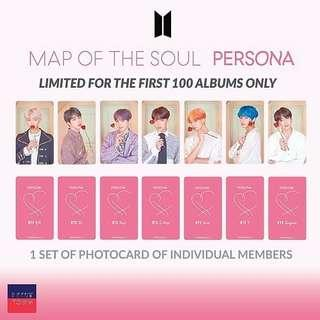 (PROMO END) BTS - MAP OF THE SOUL: PERSONA