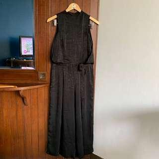 XSML BLACK jumpsuit