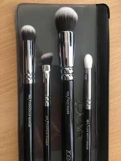 ZOEVA makeup contouring brushes
