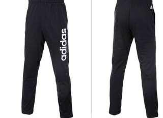 🚚 adidas 運動長褲 直筒款式 最後一件 L號 特價出清 黑色