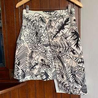 Zara Printed Skirt