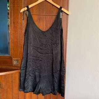Zara mididress black