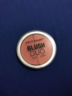 Blush Duo Rust ( Cream & Powder )