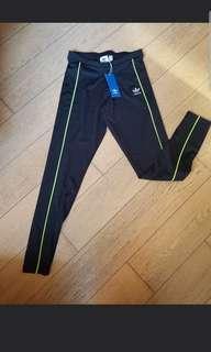 Adidas running pants tights