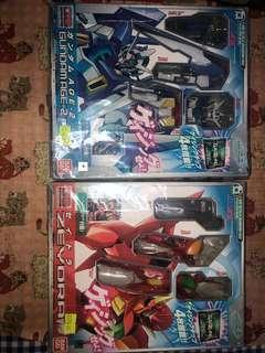 Gundam Age2 & Zeydra