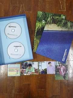 🌸 flash sale 🌸 iKON Summertime in Hawaii Photobooks + DVDs