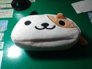 貓咪收集 筆袋 化妝包