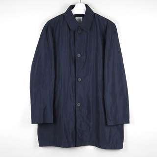 🚚 【GGM】KOE NYLON SHOP COAT POPEYE雜誌款寬鬆商務休閒中長版大衣外套