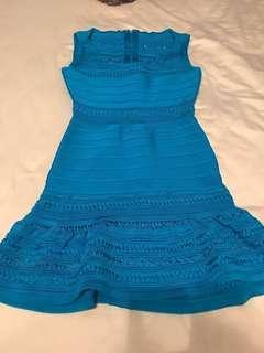 New Herve Leger sz XS dress