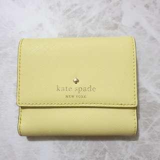 Authentic Kate Spade Tavy Cedar Street Lemonade Wallet