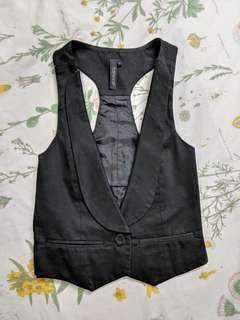 TOPSHOP Suit Vest Waistcoat