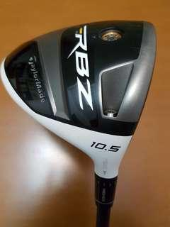 Taylormade RBZ Stage 2 driver 10.5 s flex right handed
