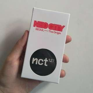 {wts} nct 127 neo city seoul the origin voice keyring only (JAEHYUN)
