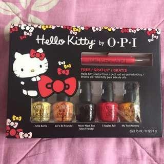 🚚 Hello Kitty OPI Set