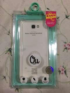 Samsung J7 Clear Case
