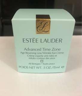 Estée Lauder advanced time zone wrinkle eye cream 眼霜 15ml
