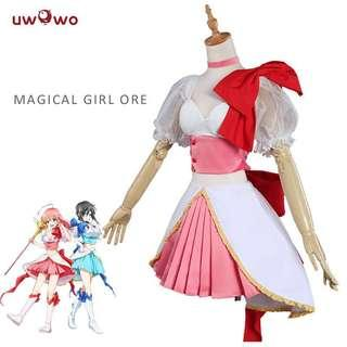 Mahou Shojo Ore Saki costume