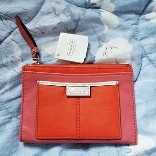Coach Multi Color Wallet