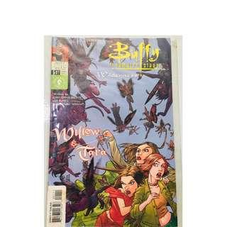 Buffy the Vampire Slayer (Willow & Tara Wilderness)