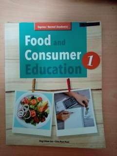 food and consumer education textbooks
