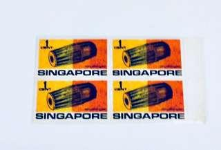 Mint vintage new Postage stamps