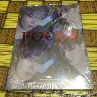 JUS2 FOCUS ALBUM