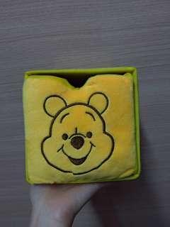 🚚 維尼絨毛收納盒