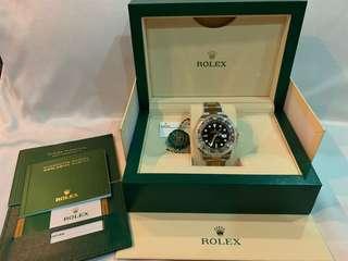 🚚 BNIB Rolex TT GMT-Master II (Ref: 116713LN)