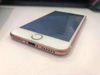 iPhone 7 128GB Second Hand USA set