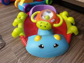 🚚 Little Tikes Rock and Spin Spider